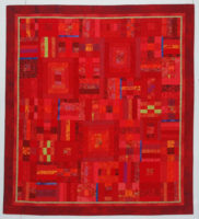 I Always Wanted a Red Quilt